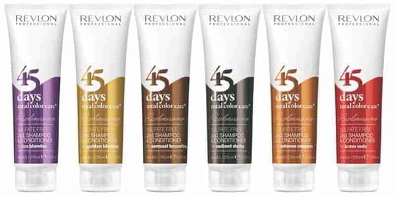 Revlon 45 dias