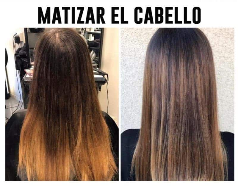 Como Se Matiza El Cabello Marzo 2021