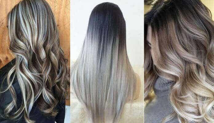 transparencias en el pelo