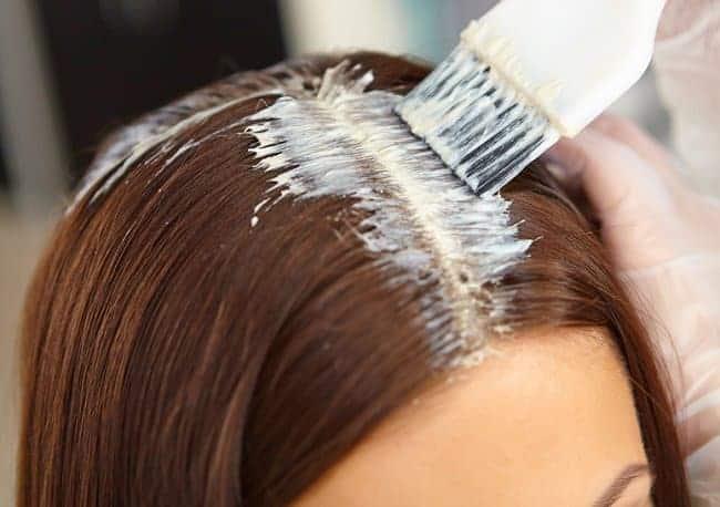 Resultado de imagen para como teñir el pelo