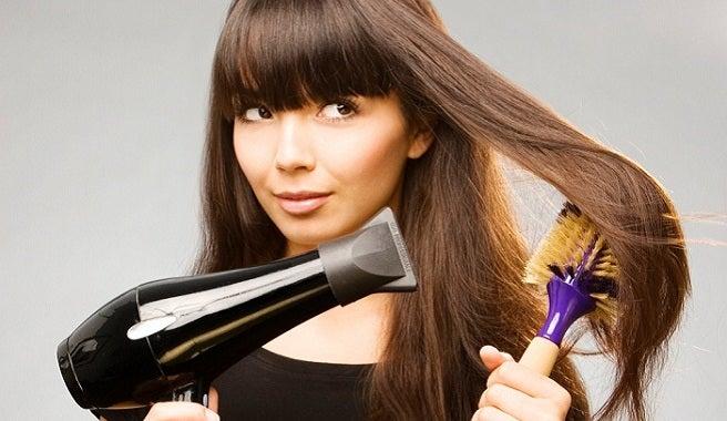 Resultado de imagen para como teñir el pelo secado