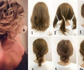 Peinados bajos